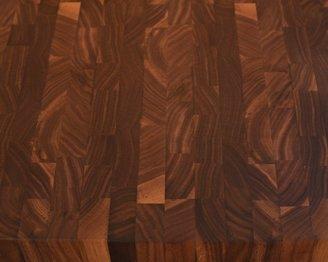 CKTG Walnut End Grain Board 18 x 12 x 1 1/2