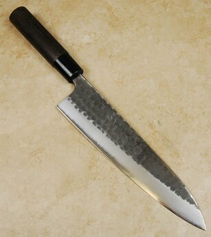 Itto-Ryu Hammered White #2 Gyuto 210mm