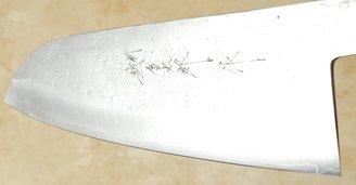 Kanehiro Ginsan Santoku 165mm