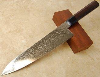 Kikuichi Swedish Warikomi Damascus Gyuto 240mm