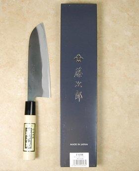 Tojiro Shirogami ITK Santoku 165mm