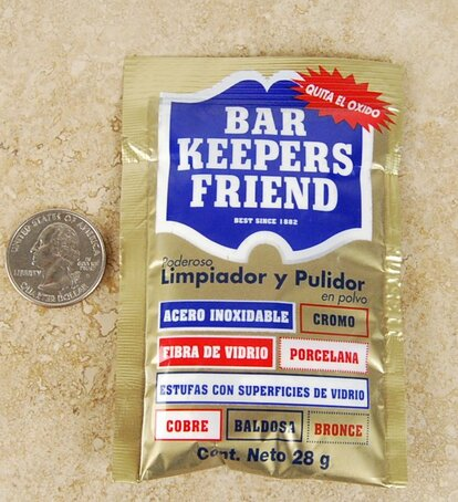 Barkeeper's Friend Try Me Sample