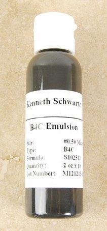 Boron Carbide .5 Micron Emulsion