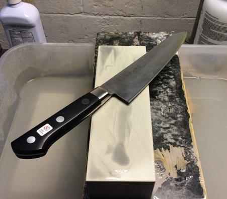 CKTG Sharpening Service