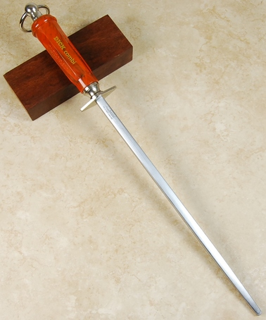 Dickoron Combi Sharpening Steel, 12''