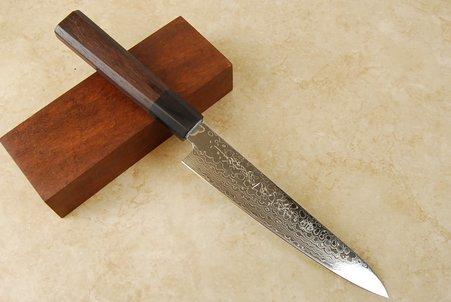 Kikuichi Swedish Warikomi Damascus Petty 150mm