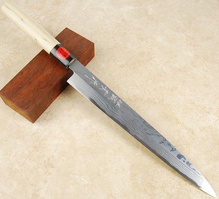 Tanaka Damascus Yanagiba 270mm
