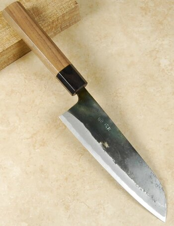 Yamashin White #1 Santoku 165mm