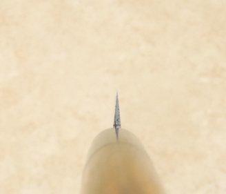 Kajiwara Damascus Petty 105mm