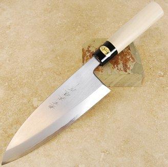 Kitaoka Deba 180mm Blue #2 Lefty