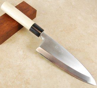 Saji Ginsan Deba 180mm