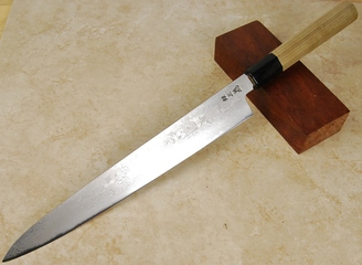 Takayuki Damascus Wa-Sujihiki 270mm