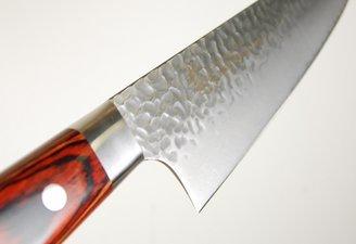 Takayuki Damascus Hammered Gyuto 240mm