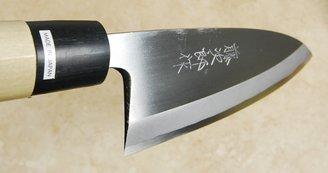 Tojiro Shirogami Deba 165mm