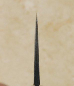 Tojiro Shirogami ITK Nakiri 165mm
