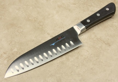 MAC Knives Professional Santoku 6 1/2