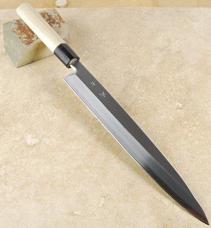 Saji Ginsan Yanagiba 270mm