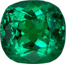 Special Columbian Emerald Loose Gem in Antique Square Cut, 8.3 x 8.2 mm, 2.55 Carats - SOLD