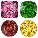 <b>Fancy Color Zircon - Free Size Gems</b>