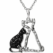 PET & ANIMAL DIAMOND PENDANTS