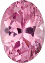 Attractive and Feminine Soft Pink Spinel Unheated Gem from Ceylon, Oval Cut, 1.11 carats