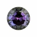 Gorgeous Alexandrite Loose Gem in Round Cut, Vibrant Blue Green to Vibrant Purple Pink, 4.68 mm, 0.54 Carats