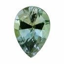 Faceted Alexandrite Loose Gem in Pear Cut,  Vibrant Blue Green to Light Pink Purple, 5.76 x 4.03  mm, 0.42 Carats