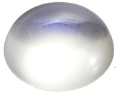 Silver Blue Moonstone Round Cabochon, Very Desirable Stone in 11.0 mm, 4.19 Carats