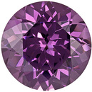 Perfect  Loose Natural Unheated Purple Spinel from Tanzania for SALE! Round cut, 2.66 carats