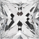 <b>Princess Cut - Calibrated</b>
