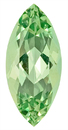 Elegant Unheated Green Beryl Natural Gem for SALE, Marquise Cut, 12.7 x 5.8 mm, 1.61 carats