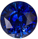 Magnificent Round Cut Blue Sapphire for SALE! Nice Price on Fine Round Cut, 1.76 carats