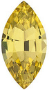 YELLOW SAPPHIRE Marquise Cut Gems  - Calibrated