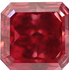 NATURAL FANCY  RED DIAMOND