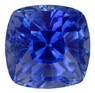 Amazing Medium Blue, Very Bright & Lively Ceylon Sapphire - Unheated, AGL Certificate, Cushion Cut, 3.6 carats - SOLD