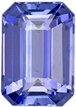 Great Buy in Sharp Blue Sapphire Loose Gemstone in Fine Emerald Cut in Medium Blue Color, 8.7 x 6.0 mm, 2.33 carats - SOLD