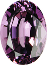 Super Deal on Exceptional Oval Genuine Violet GEM Spinel, 10.4 x 7.7mm, 2.98 carats