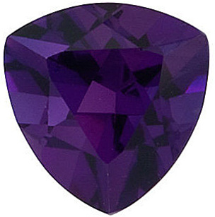 Grade AAA -Trillion Genuine Amethyst 4.00 mm to 13.00 mm