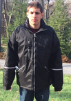 Extreme Insulated Reflective Valet Jacket