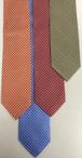 Wait Staff Mini-Diamond Silk Tie