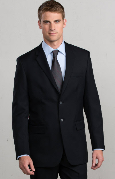 Men's Washable Suit Coat | SharperUniforms.com