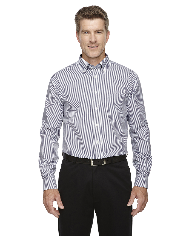 Men S Striped Waiter Shirt