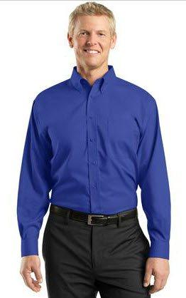 Men s no iron uniform shirts for No iron shirts mens