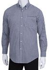 Men's Server Gingham Shirt