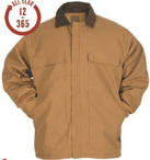 Industrial Work Chore Coat