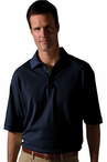 Men's Soft Touch Cotton Pique Polo: Pocket or No Pocket