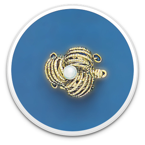 Pearl Clasp Style 1193