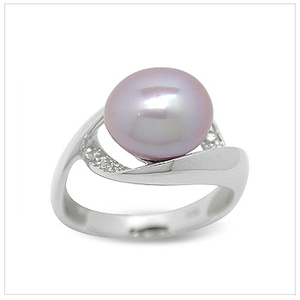 Mindy a Freshwater Cultured Pearl Ring