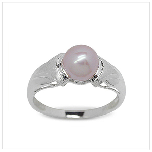 Sheila a Freshwater Cultured Pearl Ring