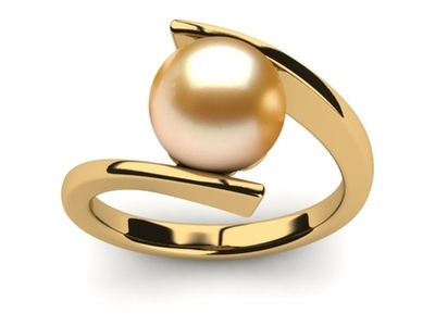 golden-pearl-ring-ionic-style